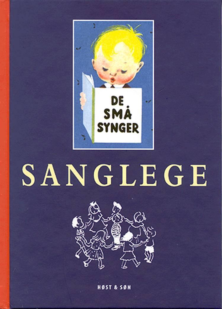 De små synger sanglege af Gunnar Nyborg-Jensen