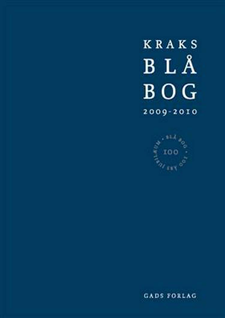 Kraks blå bog 2009/10