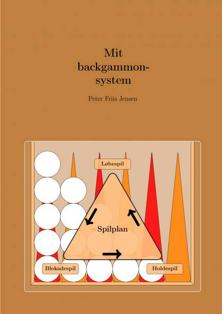 Mit backgammonsystem af Peter Friis Jensen