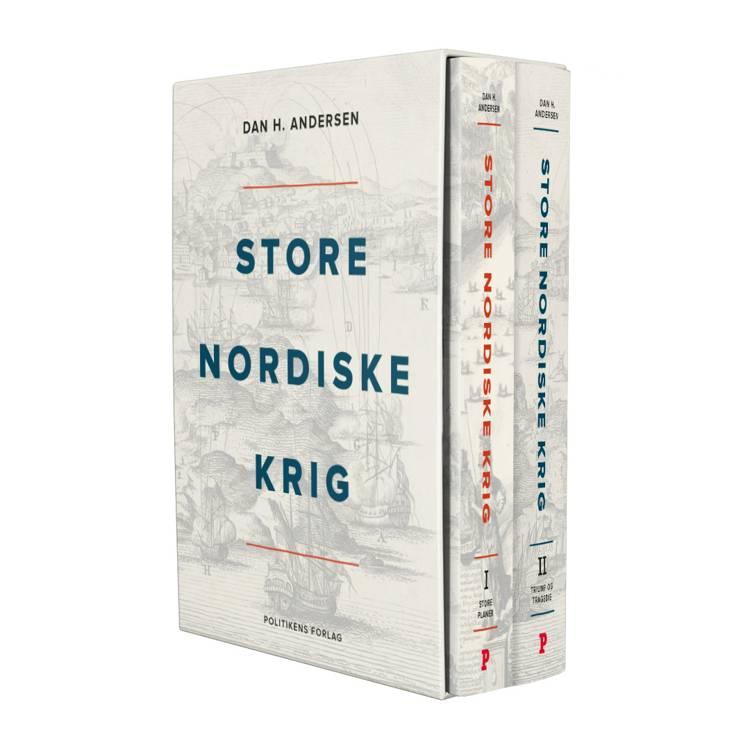Store Nordiske Krig af Dan H. Andersen