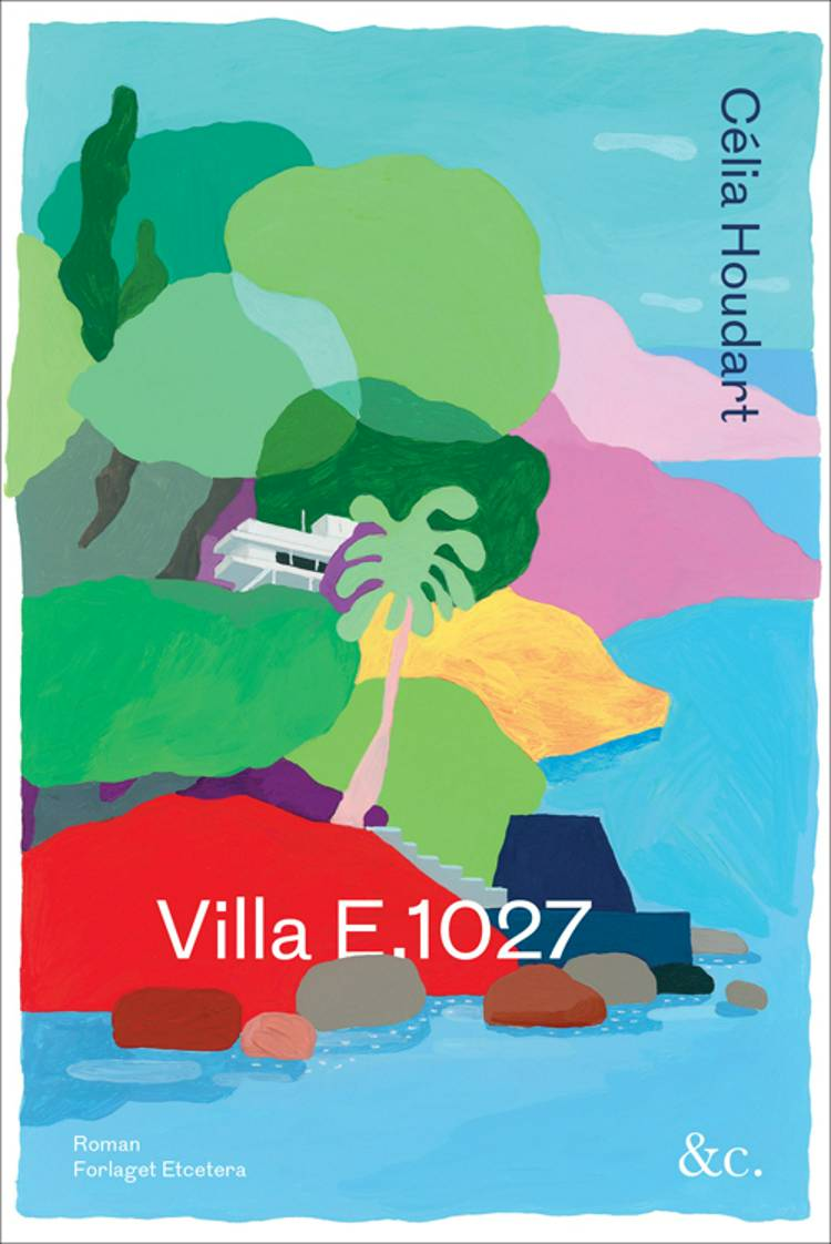 Villa E.1027 af Célia Houdart
