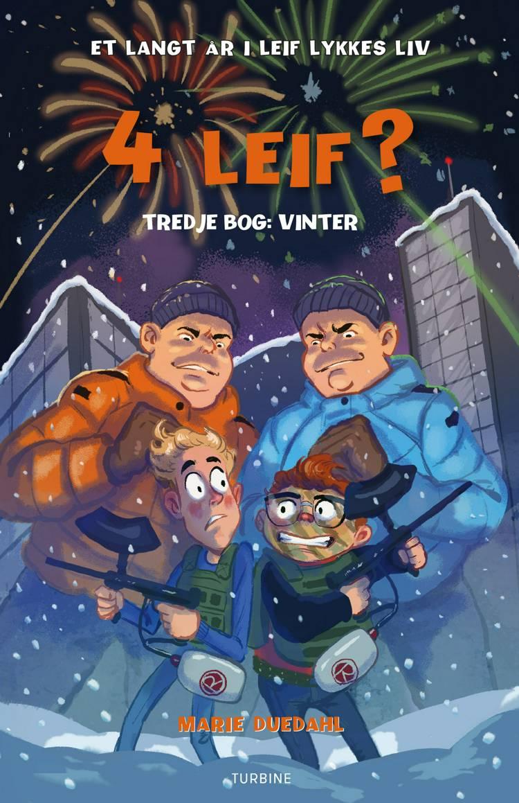 4 Leif? af Marie Duedahl
