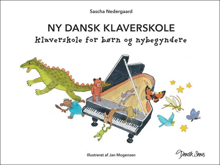 Ny dansk klaverskole af Sascha Nedergaard