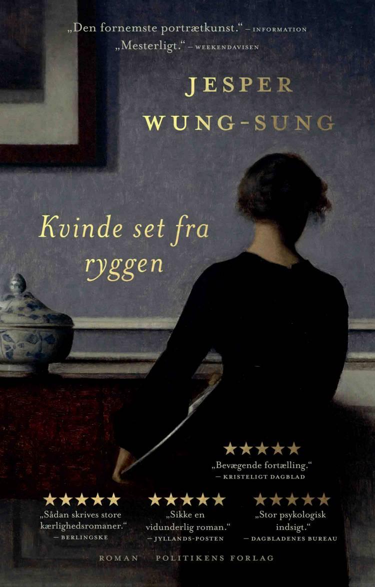 Kvinde set fra ryggen af Jesper Wung-Sung