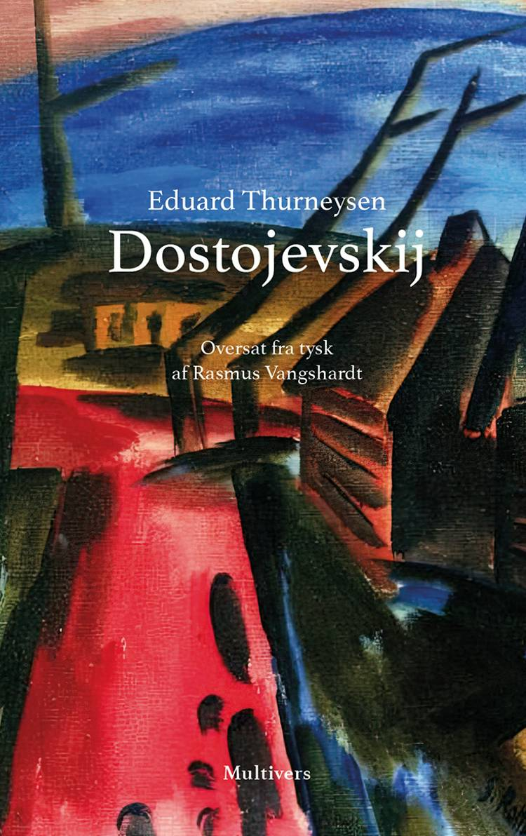 Dostojevskij af Eduard Thurneysen