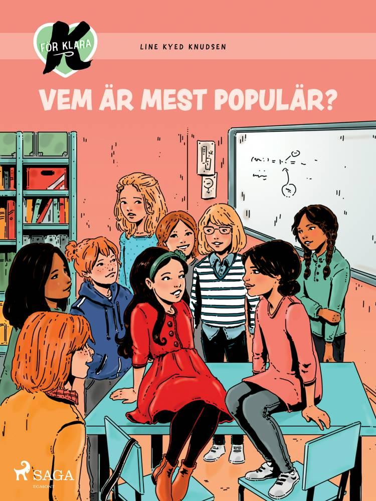 Vem är mest populär? af Line Kyed Knudsen