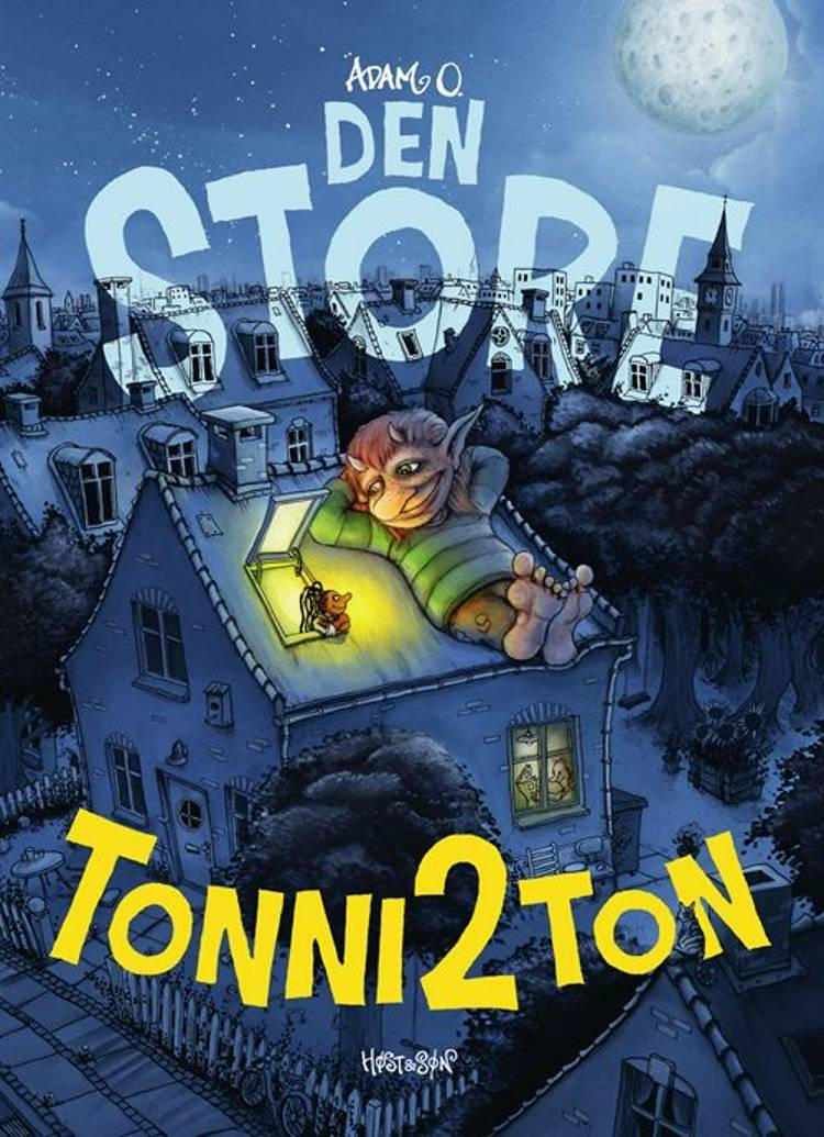 Den store Tonni2Ton af Adam O.
