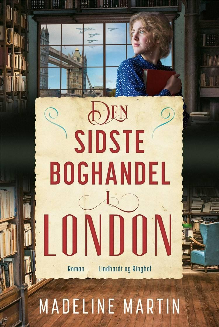 Den sidste boghandel i London af Madeline Martin
