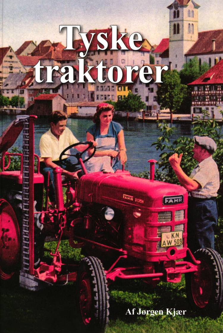 Tyske Traktorer af Jørgen Kjær