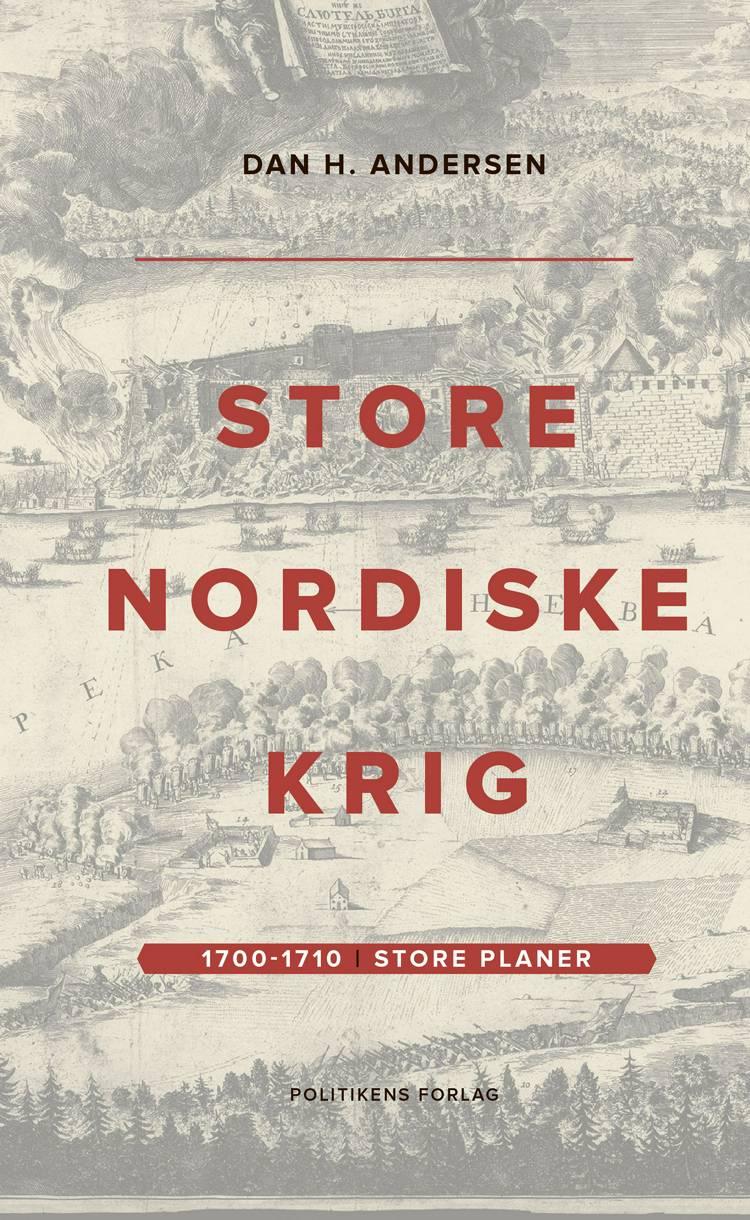 1700-1710   Store planer af Dan H. Andersen