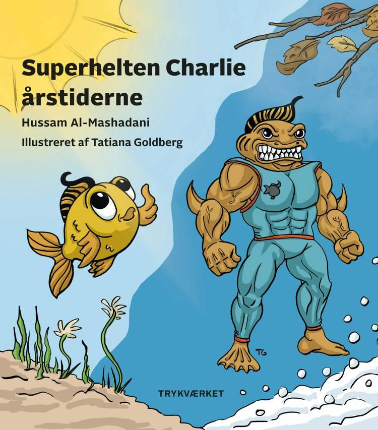 Superhelten Charlie af Hussam Al-Mashadani