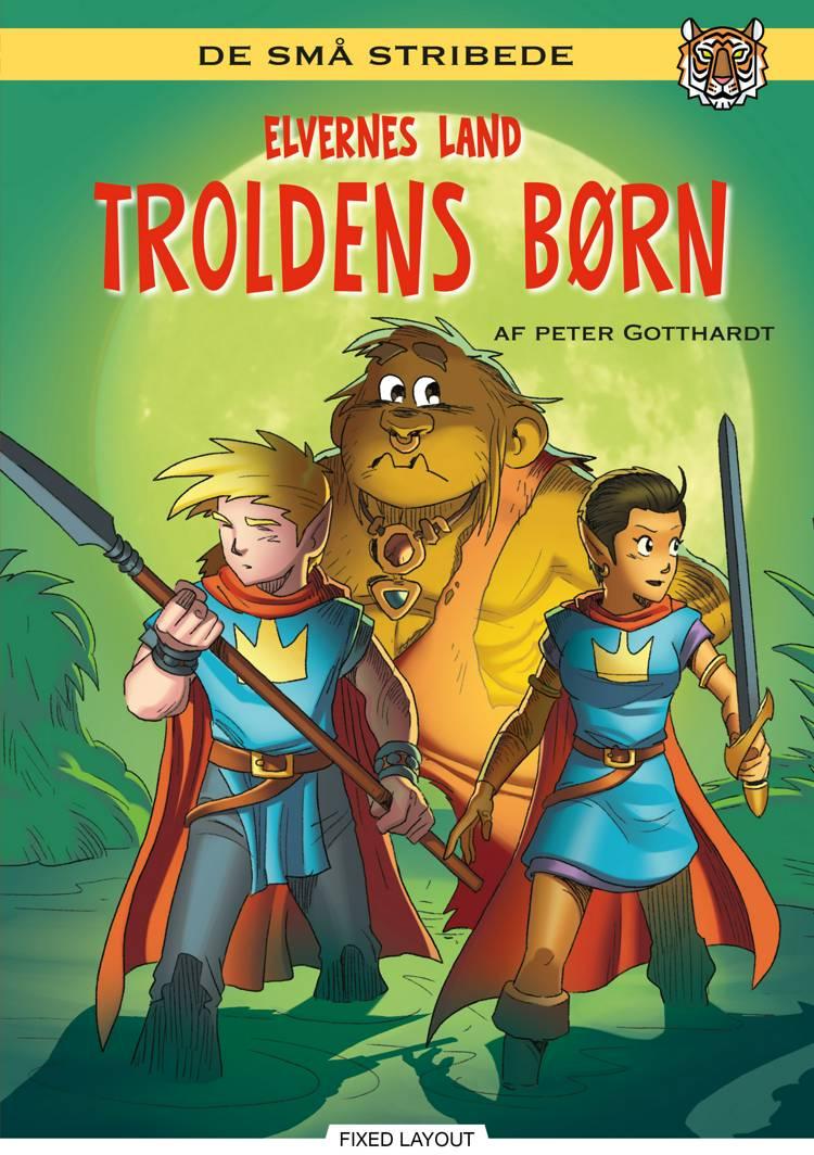 Troldens børn af Peter Gotthardt