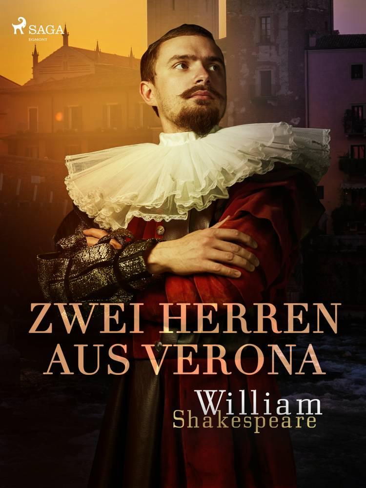 Zwei Herren aus Verona af William Shakespeare