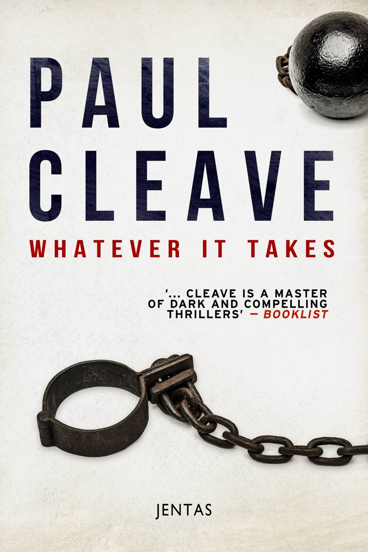 Whatever It Takes af Paul Cleave