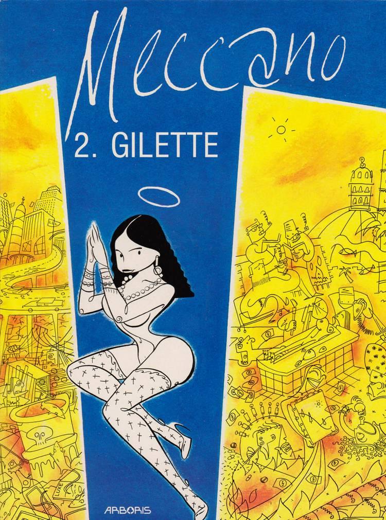 Gilette af Hanco Kolk