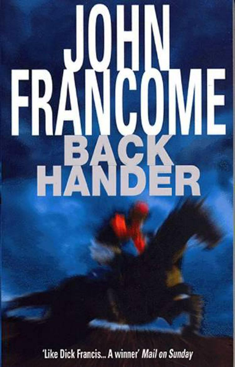 Back Hander (he) af John Francome