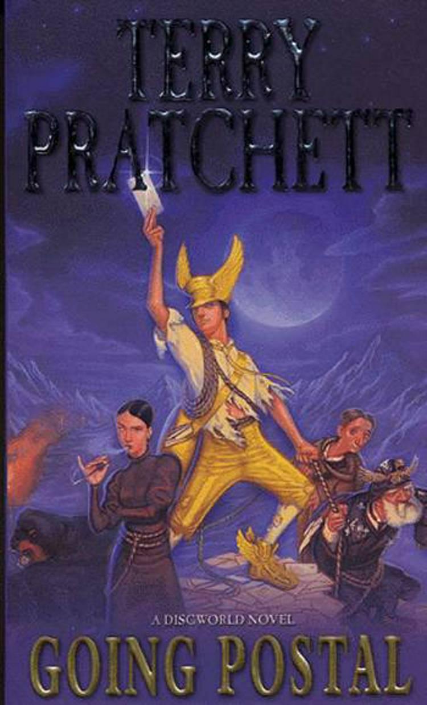 Going Postal (tw) af Terry Pratchett