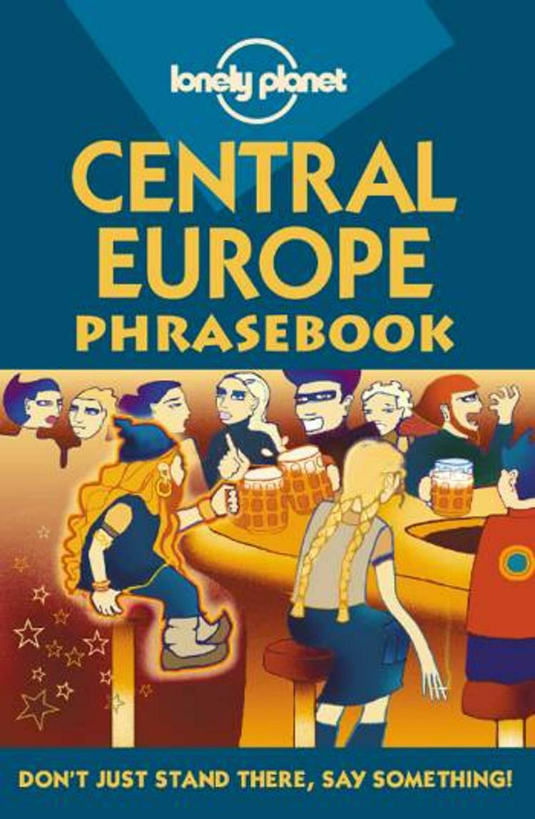 Central Europe Phrasebook