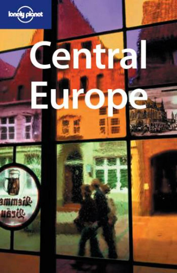 Central Europe af Steve Kokker