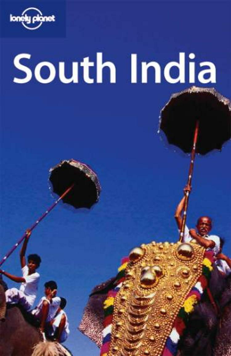South India af Paul Harding