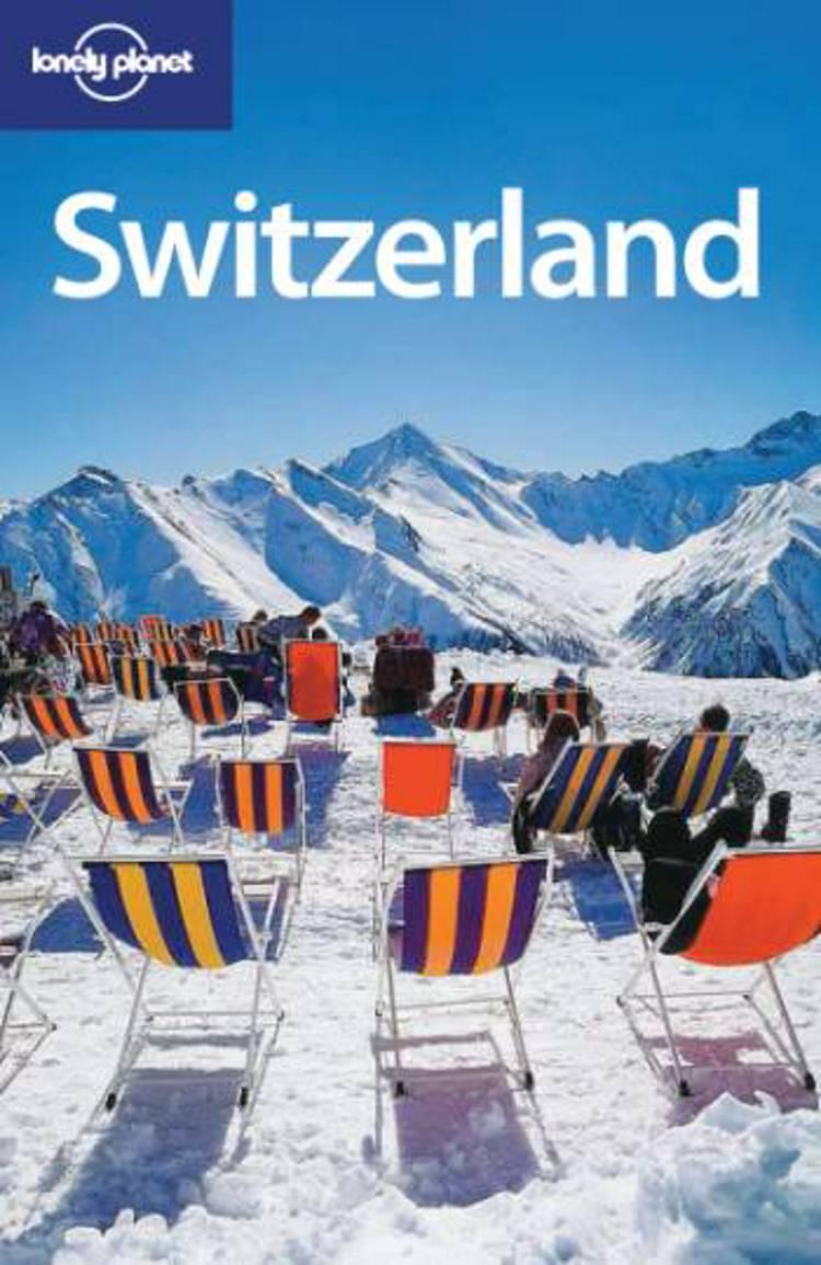 Switzerland af Damien Simonis, Nicola Williams og Sarah Johnstone