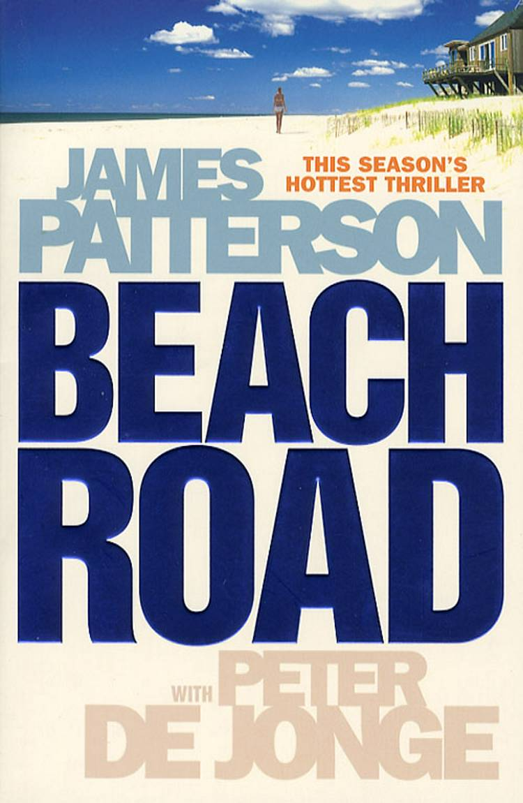 The Beach Road (HE) (TPE) af James Patterson