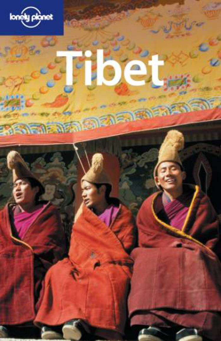 Tibet af Michael Kohn og Bradley Mayhew