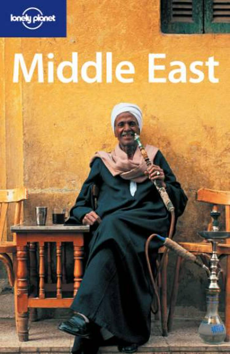 Middle East af Anthony Ham, Jean-Bernard Carillet og Andrew Burke m.fl.