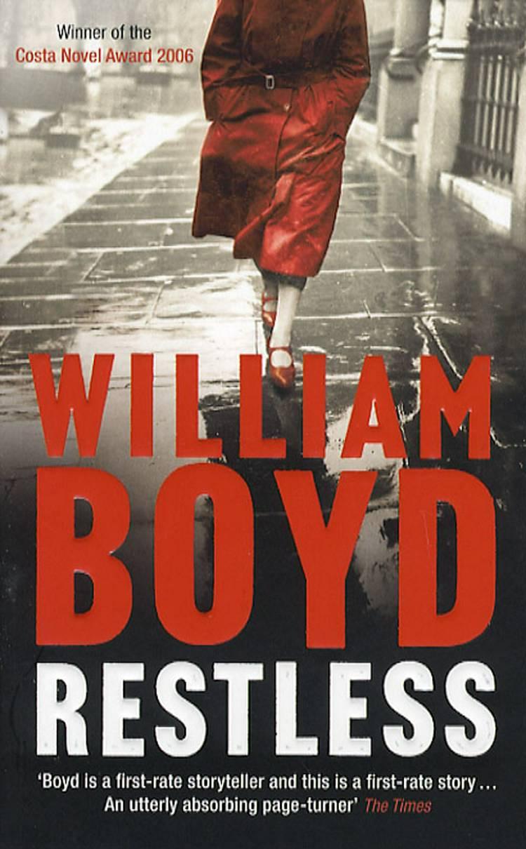 Restless (blo) af William Boyd