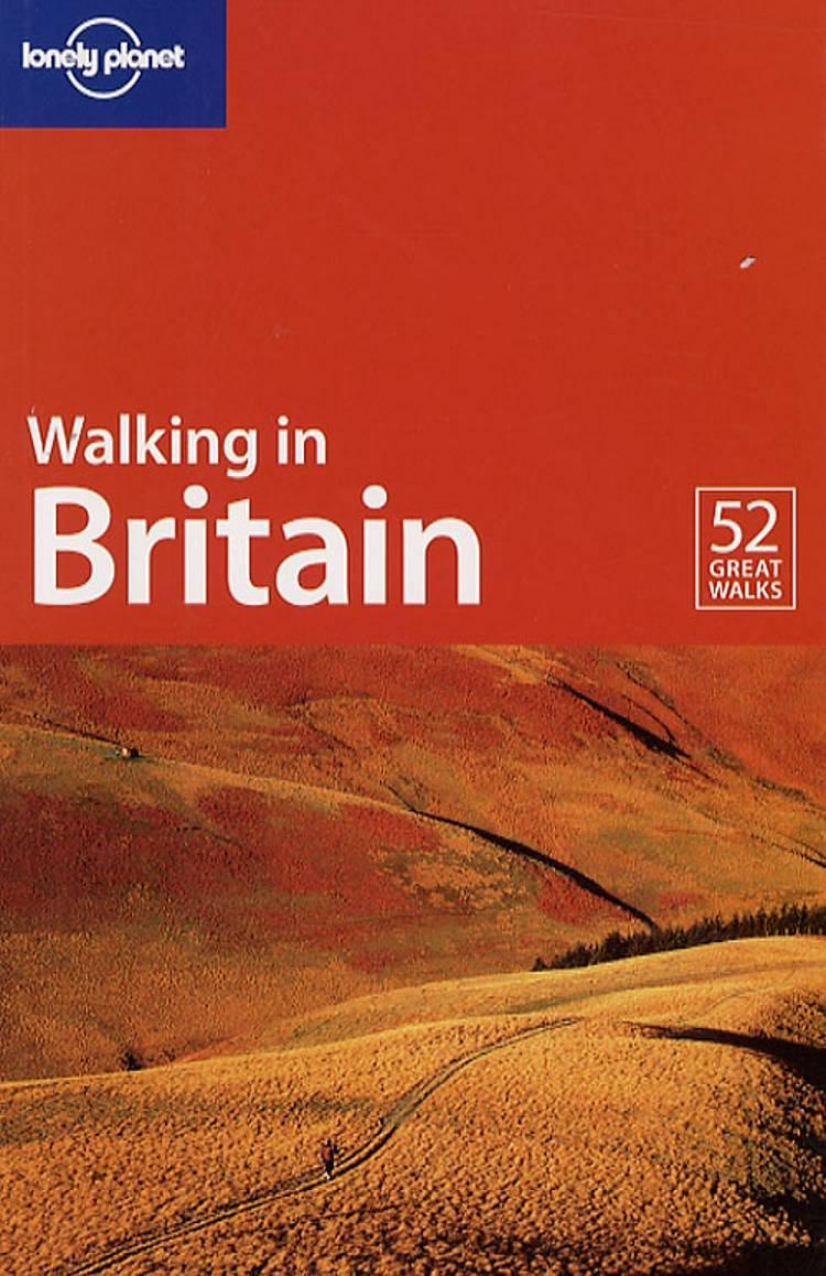 Walking in Britain af Sandra Bardwell