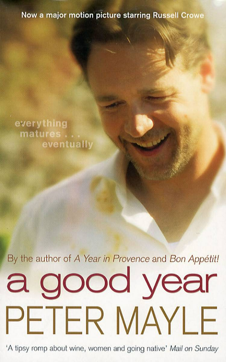 A Good Year af Peter Mayle