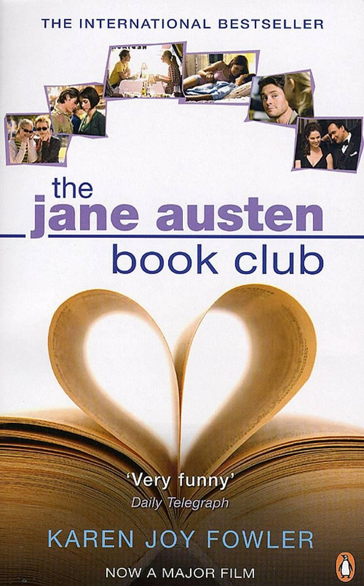 The Jane Austen book club af Karen Joy Fowle