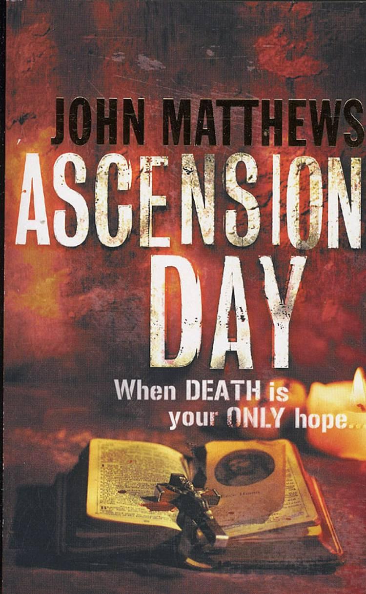 Ascension day af John Matthews