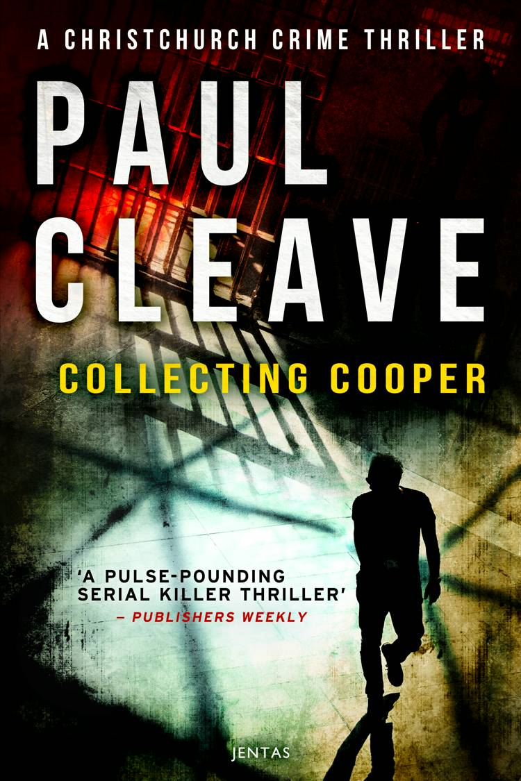 Collecting Cooper af Paul Cleave