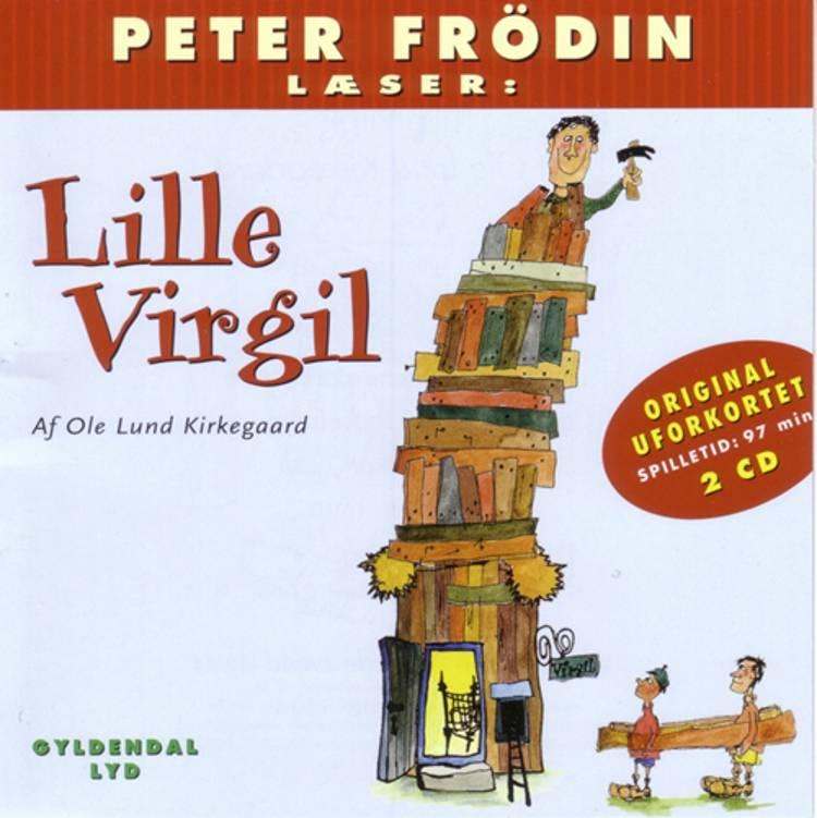 DIGITAL BUTIK. LILLE VIRGIL GB af PETER FRÖDIN LÆSER LILLE VIRGIL