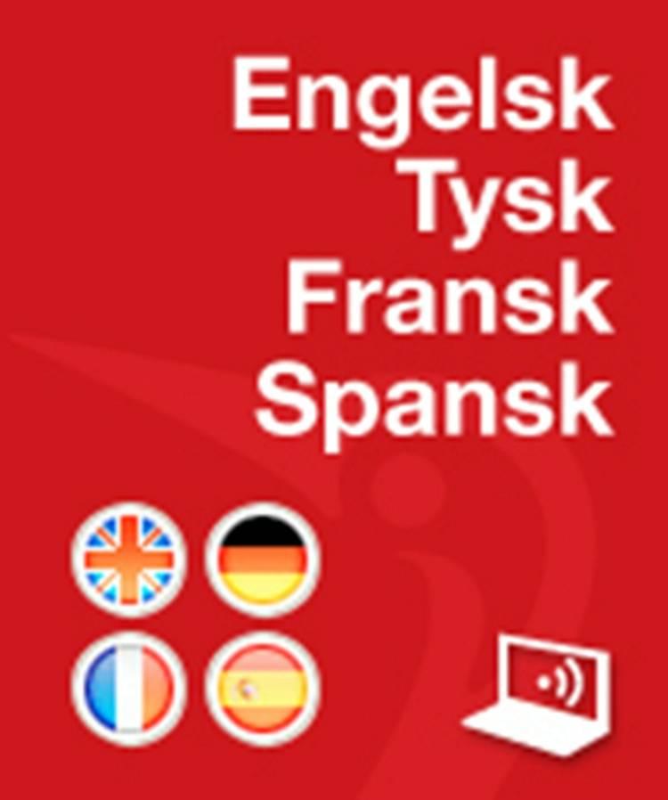 Engelsk/Tysk/Fransk/Spansk Online af Birgit Schlifer, Jens Axelsen og Holm Fleischer m.fl.