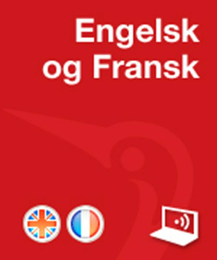 Engelsk Fransk Studerende Online af Gyldendal Ordbogsredaktion og Jens Axelsen