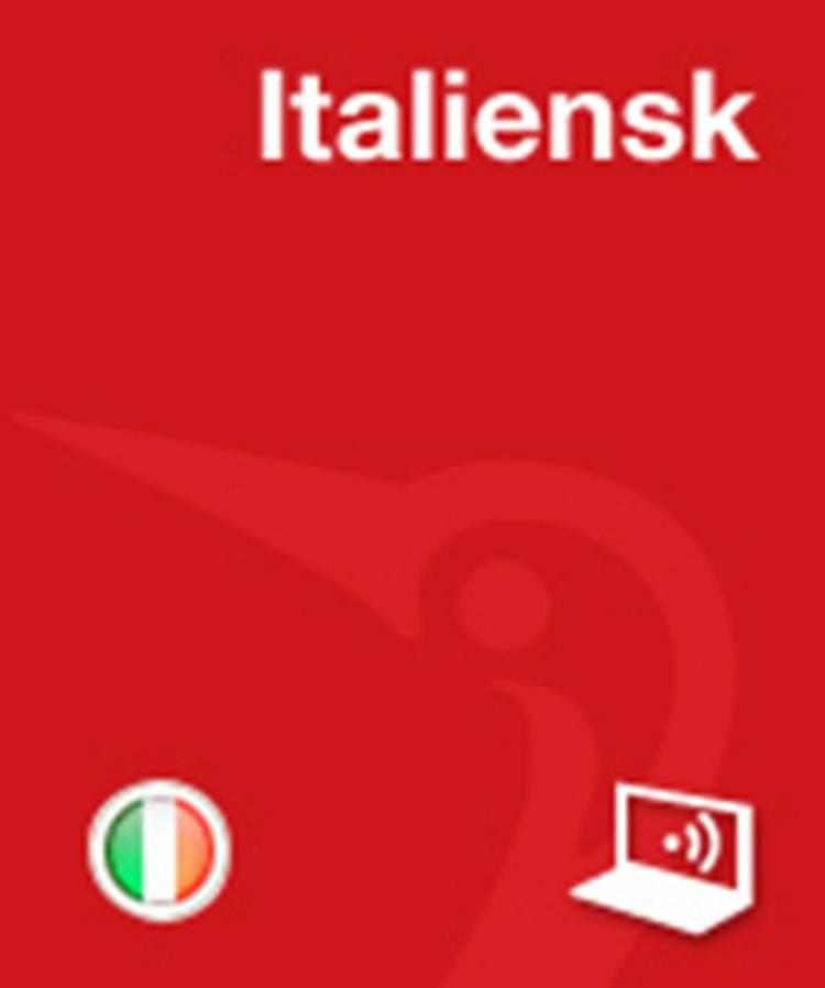 Italiensk Studerende Online af Erling Strudsholm