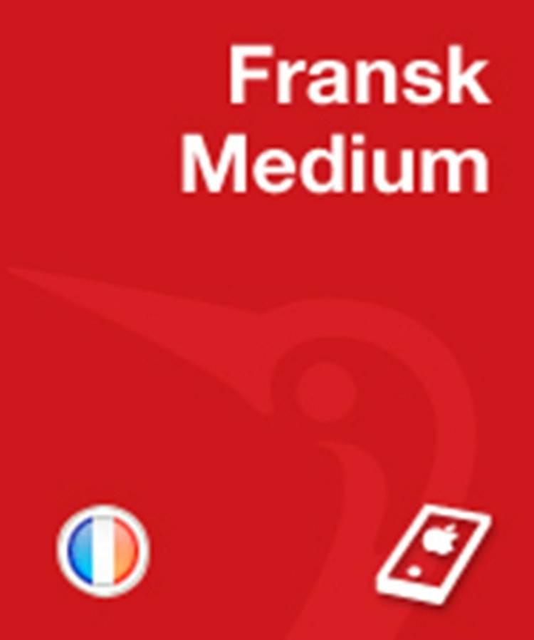 Gyldendals Fransk Ordbog - Medium af Henrik Lorentzen, Bruno della Bartolomea og Kirsten Jeppesen Kragh m.fl.