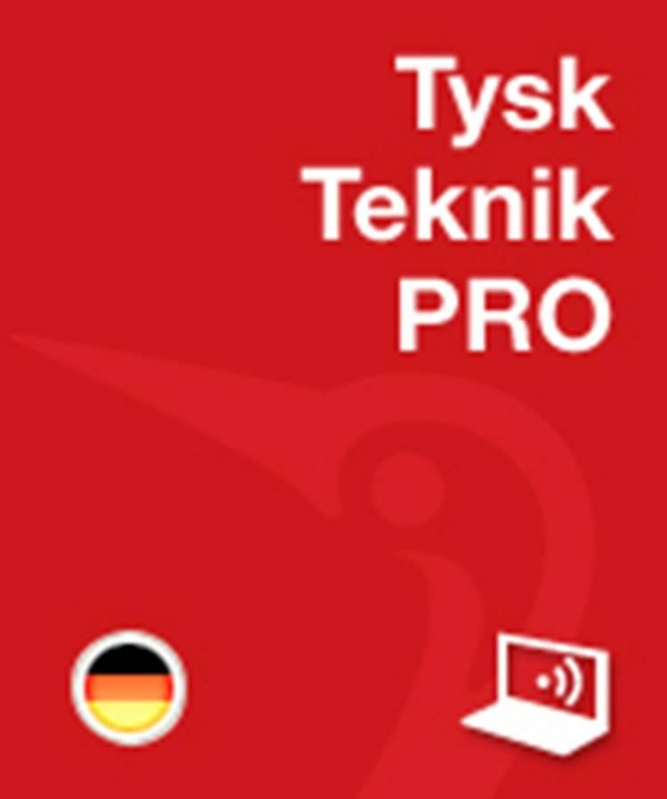 Tysk PRO Teknik Privat Online af Thomas Arentoft Nielsen og Jørgen Høedt