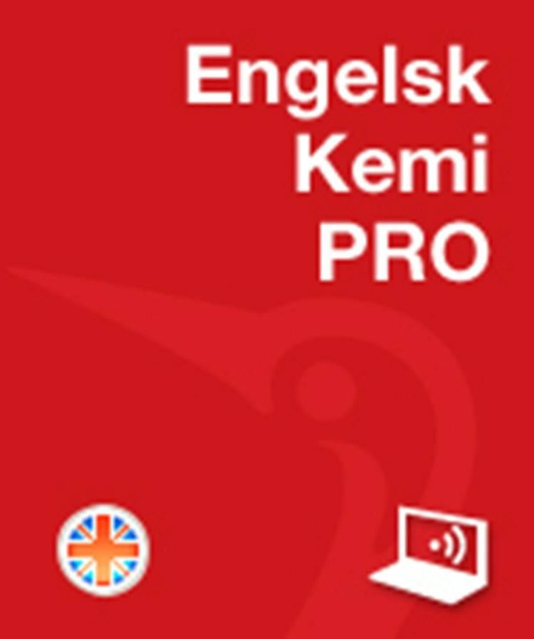 Engelsk PRO Kemi Online af Thomas Arentoft Nielsen og Jørgen Høedt