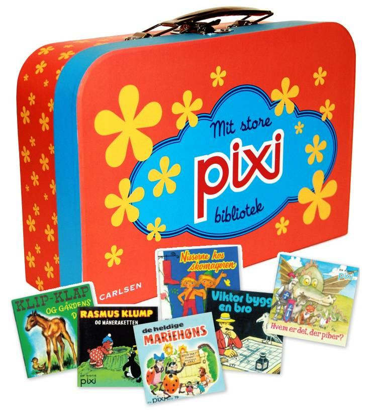 Mit store Pixi-bibliotek