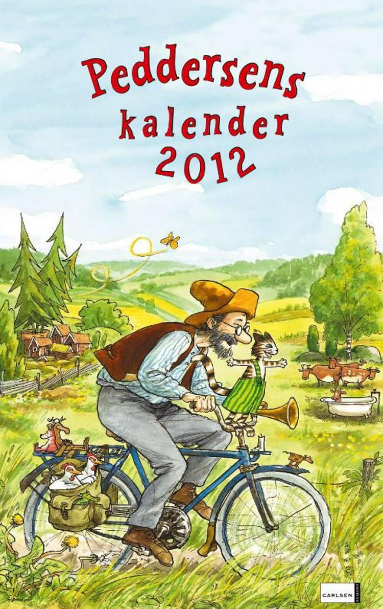 Peddersens Kalender 2012 af Sven Nordqvist