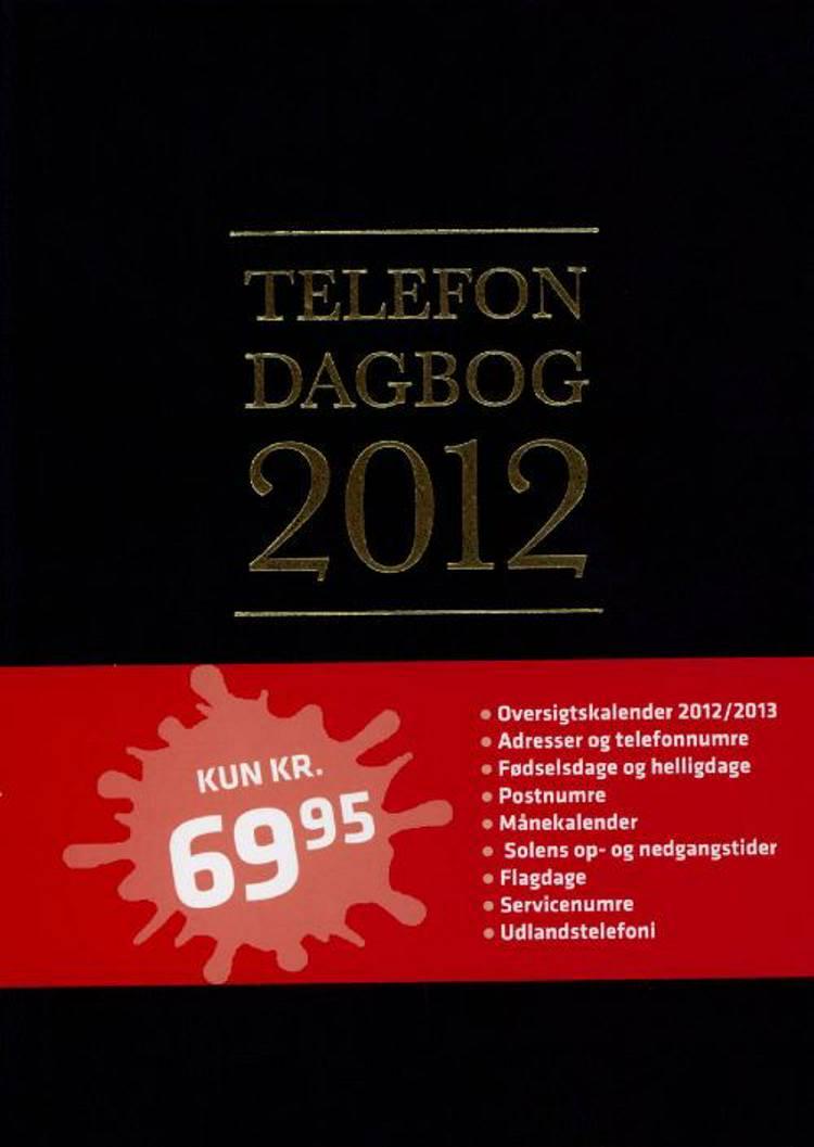 Telefondagbog 2012