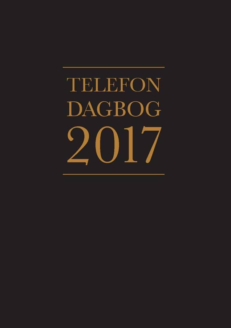 Telefondagbog 2017 af Ringhof og Lindhardt