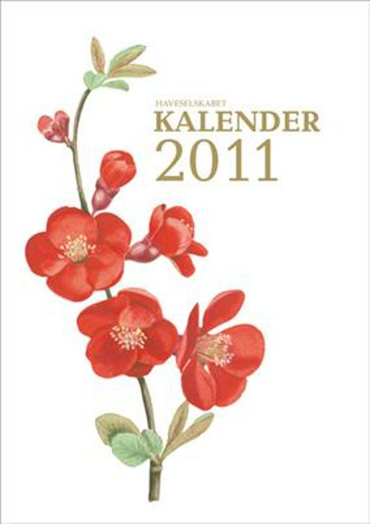 Haveselskabet Kalender 2011