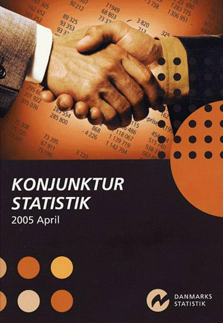 Konjunkturstatistik 2005 - April