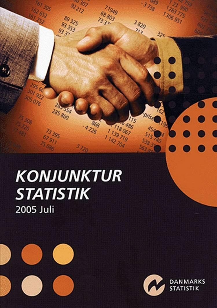 Konjunktur statistik 2005 - juli