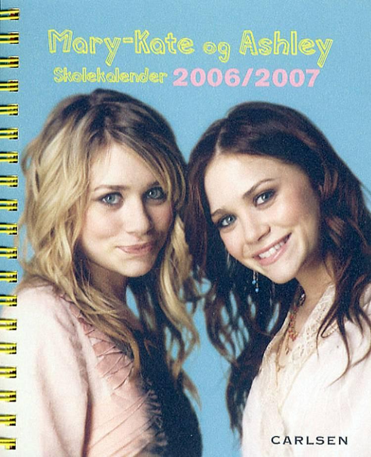 Mary-Kate & Ashley Skolekalender 2006-2007