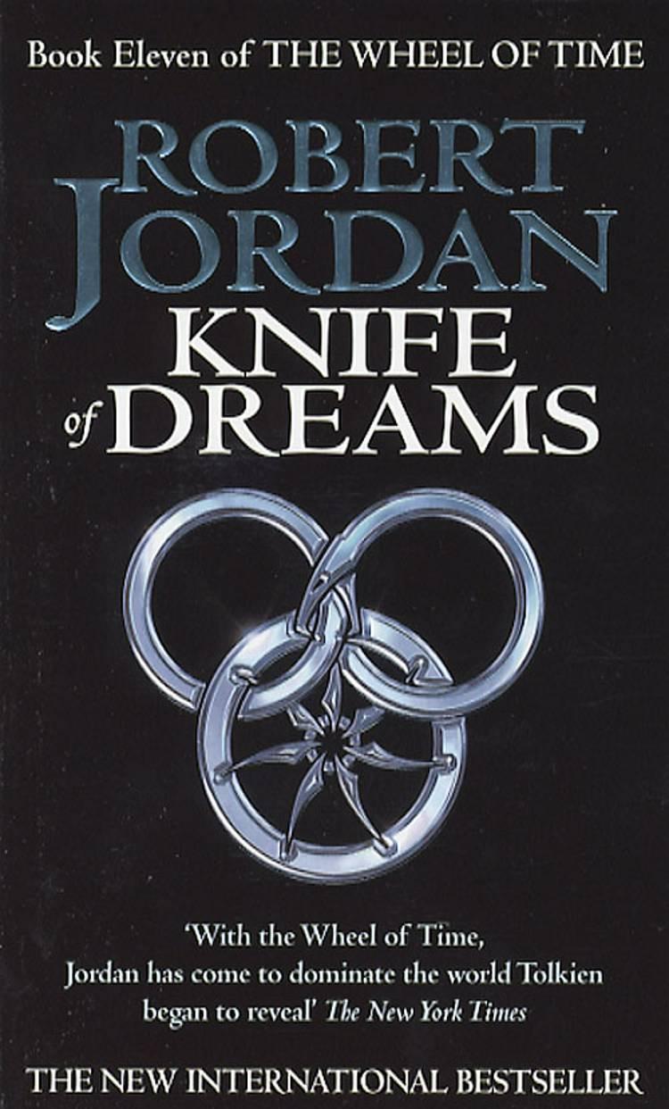 Knife of Dreams af Robert Jordan